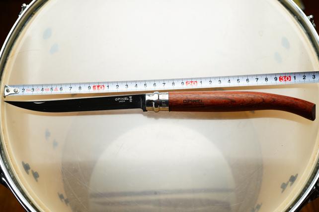 フィレナイフ15cm
