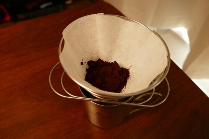 コーヒーバネット粉