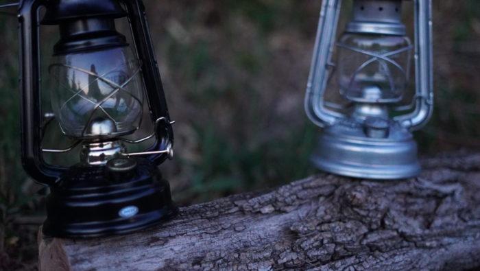 DIETZオイルランタンフュアーハンド ランプ