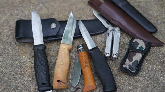 ブッシュクラフト最強ナイフ