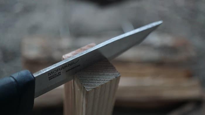 バトニング ナイフ 刃厚
