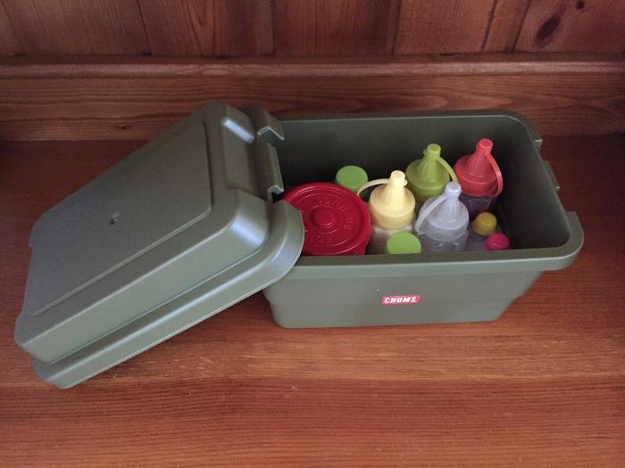 セリア調味料収納ボックス