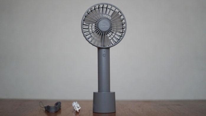 エレコムハンディ扇風機FAN-U205