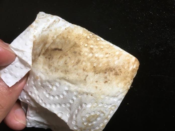 ニトリダッチオーブン汚れ