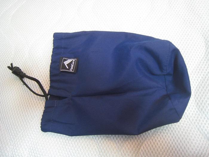 ワークマンジャケット収納袋