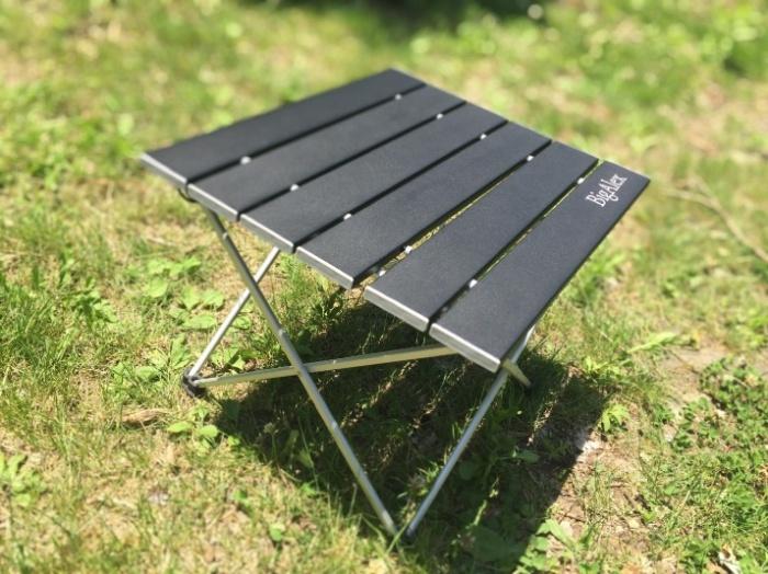 ソロキャンプおすすめテーブル