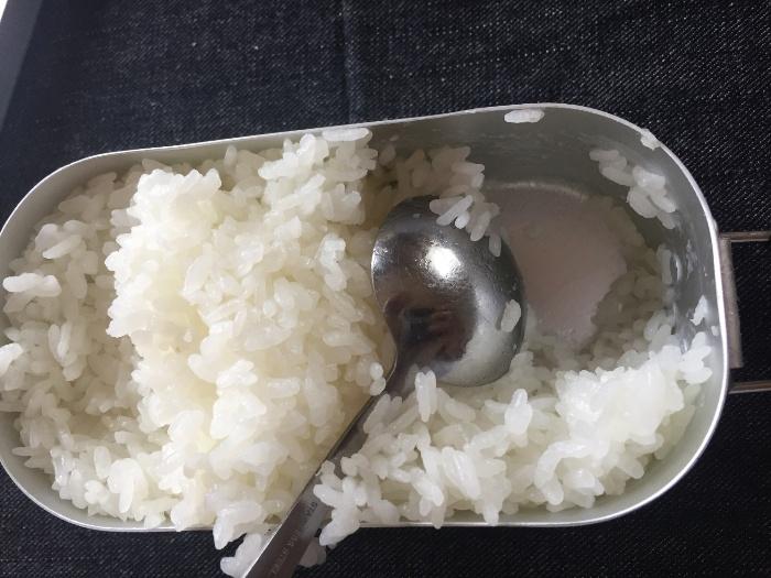 ダイソーメスティン炊飯