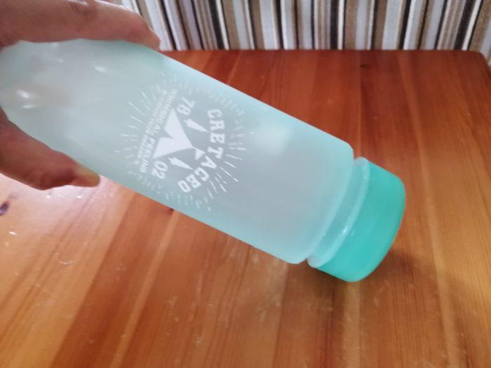 100均クリアボトル
