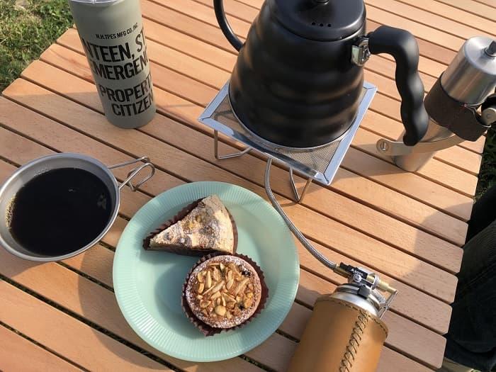 キャンプ おすすめ コーヒーミル