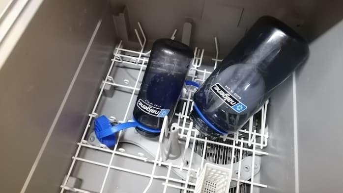 ナルゲンボトル 洗浄機