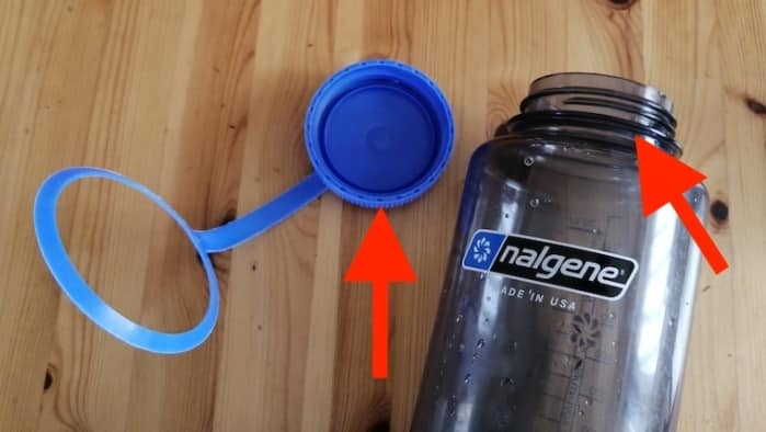 ナルゲンボトル 洗い方 蓋 飲み口
