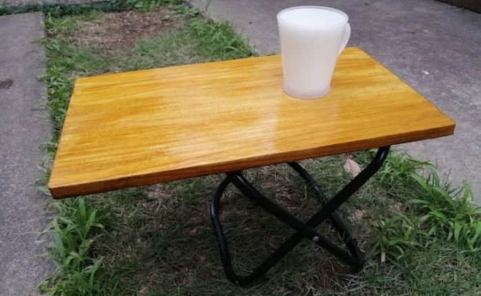100均 まな板 テーブルDIY