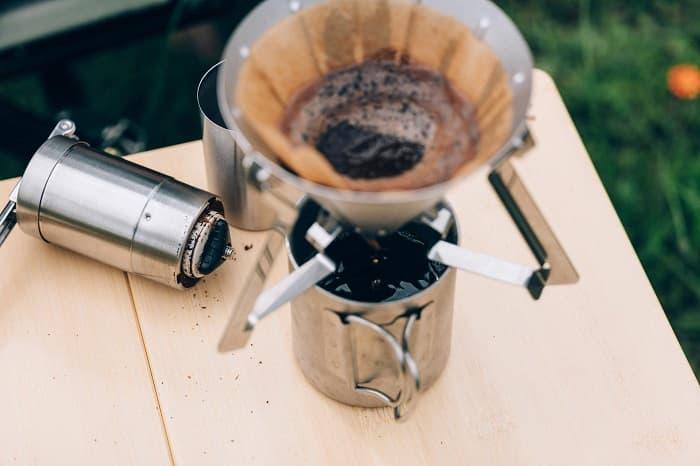 キャンプ コーヒードリッパー