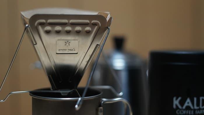 キャンプコーヒーまずい