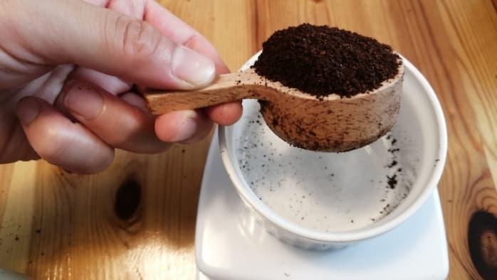 100均コーヒーメジャー