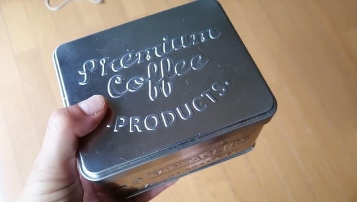 100均コーヒーケース