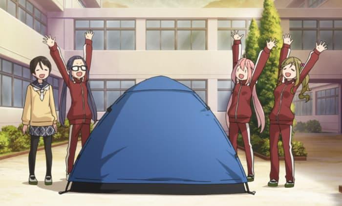 野くるテント