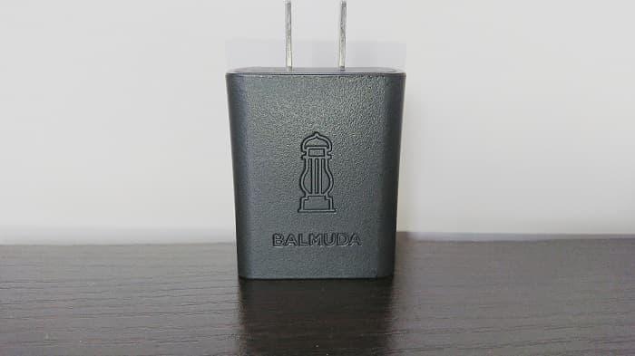 バルミューダランタン充電式 ACアダプター