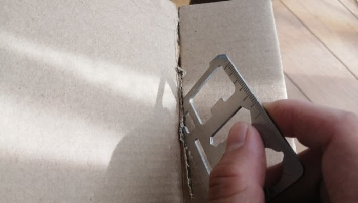 セリア マルチツールプレート ナイフ
