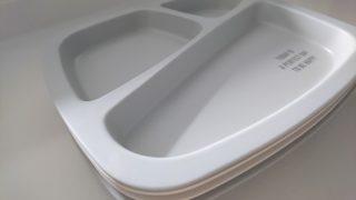 ダイソーバンブー食器