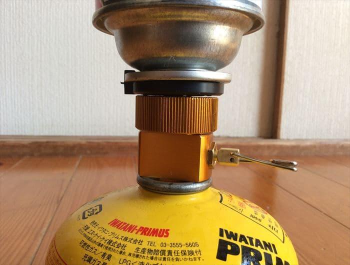 od缶 詰め替え 方法
