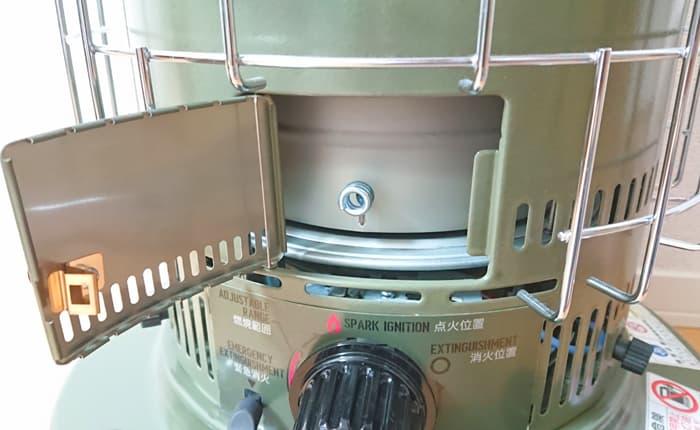 トヨトミ石油ストーブ KS-GE67