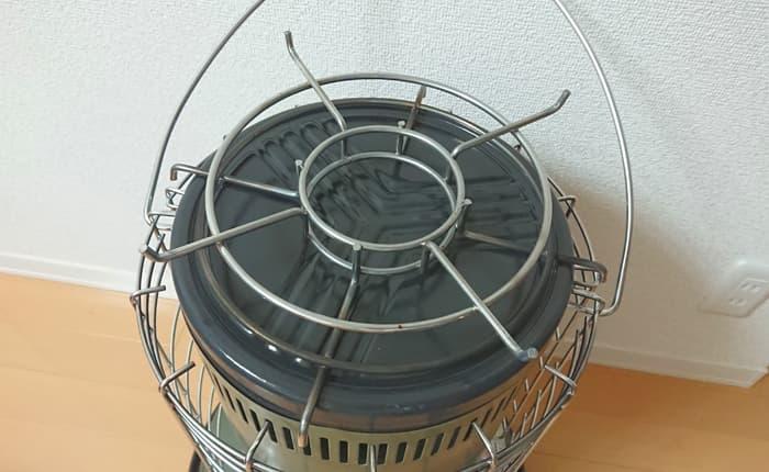 トヨトミ石油ストーブ KS-GE67 五徳