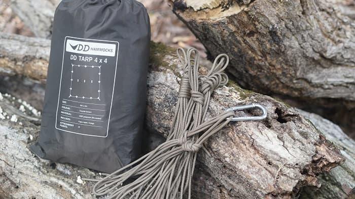 DDタープ ロープ