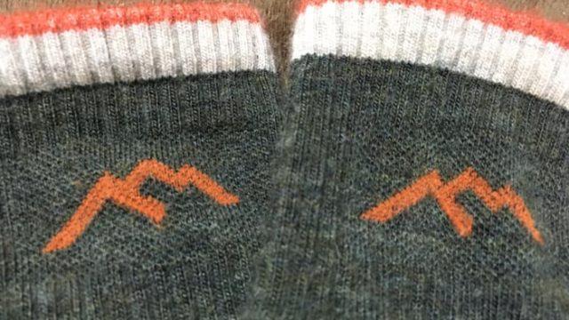 ダーンタフ メリノウール 靴下