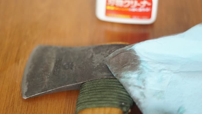 刃物クリーナー