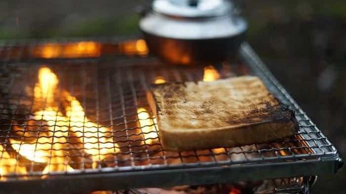 直火 トースト