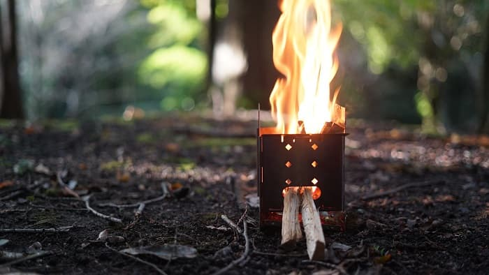 ファイヤーボックス 燃焼効率