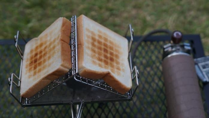ユニフレーム トースト ロースター
