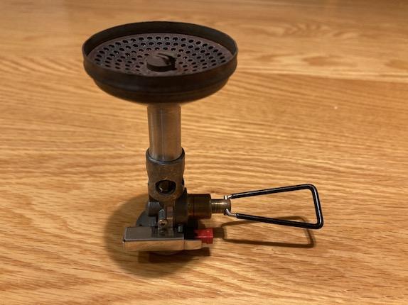 SOTO マイクロレギュレーターストーブ ウインドマスター SOD-310 本体