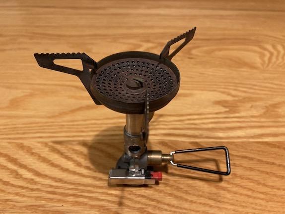 SOTO マイクロレギュレーターストーブ ウインドマスター SOD-310 風に強い