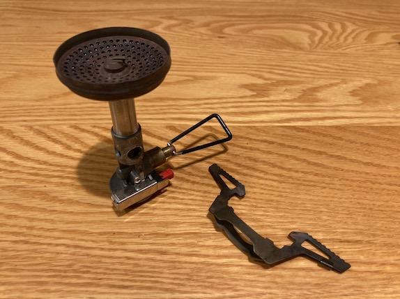 SOTO マイクロレギュレーターストーブ ウインドマスター SOD-310 ブログ