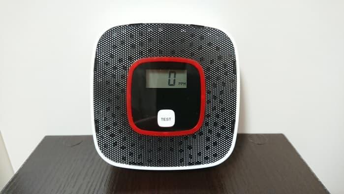 サーカスtc 薪ストーブ 一酸化炭素警報機