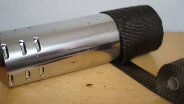 サーカスtc 薪ストーブ 耐熱バンテージ