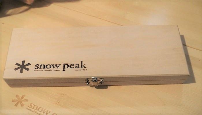 スノーピーク まな板 セット