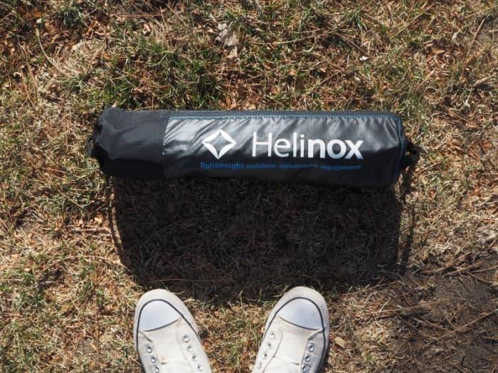 ヘリノックス テーブルワン サイズ