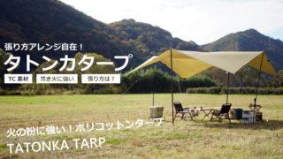 タトンカタープ ブログ