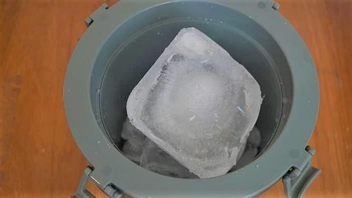 スタンレージャグ 氷