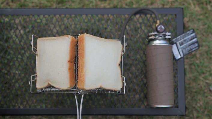fanマルチロースター キャンプトースト
