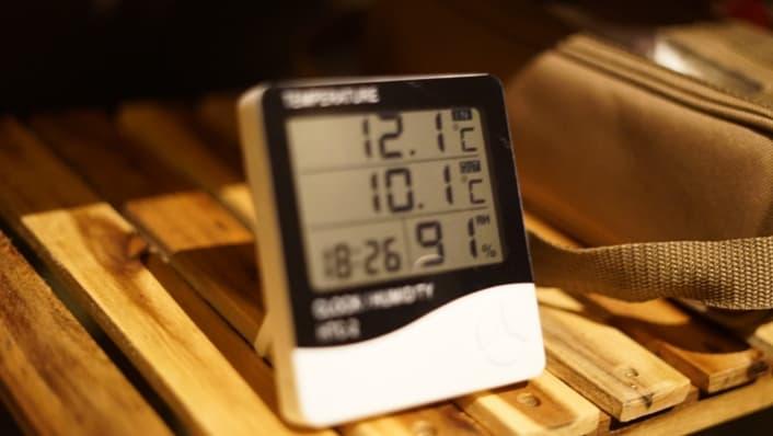 キャンプ 温度計 選び方