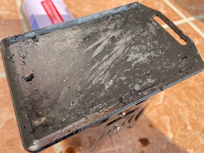 セリアミニ鉄板
