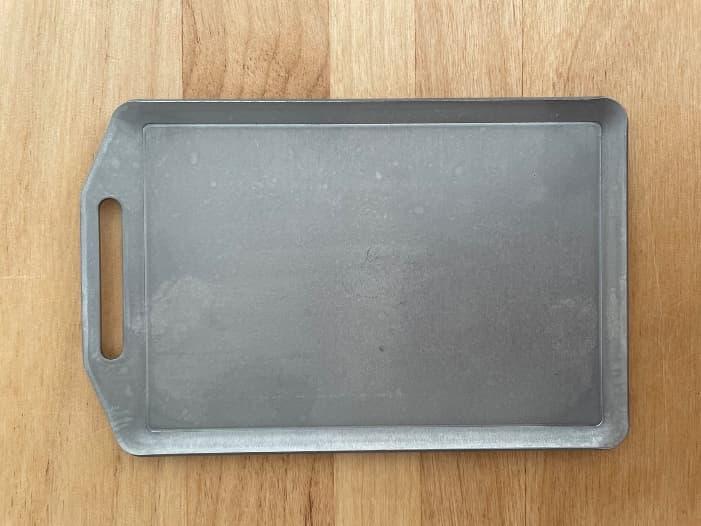 セリアミニ鉄板 サイズ