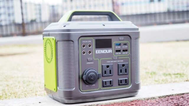 ポータブル電源EENOUR P302