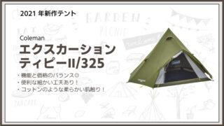 エクスカーションティピーⅡ325