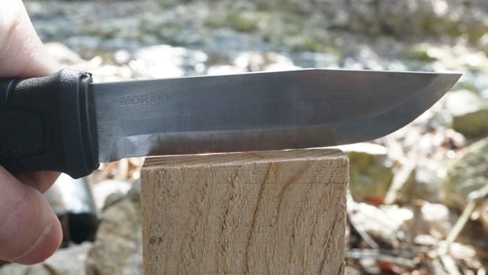 モーラナイフ 刃長