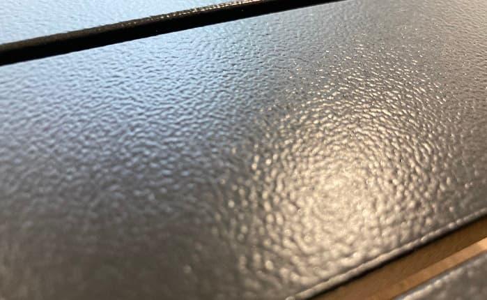 WORKMAN アルミテーブル天板表面